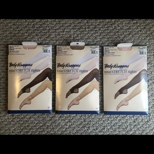 Body Wrappers total stretch tights